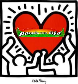 Keith Haring- Herz