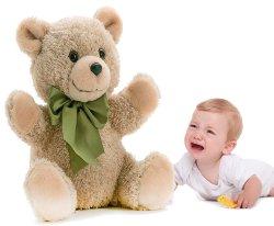 böser Teddy