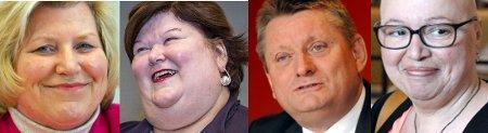 gewichtige Gesundheitsminister