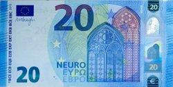 20 Euro- Schein