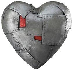 hartes Herz