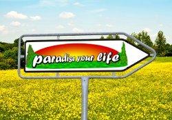 paradise_abbiegen