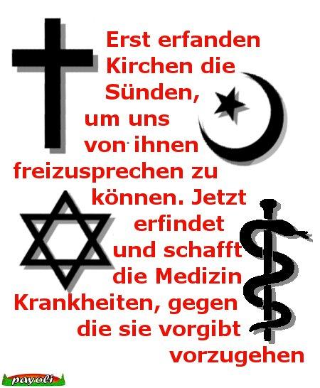 Kirchen und Medizin